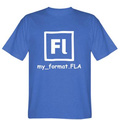 Футболка My format FLA