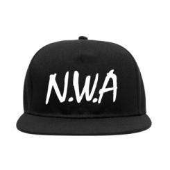 Снепбек N.W.A Logo