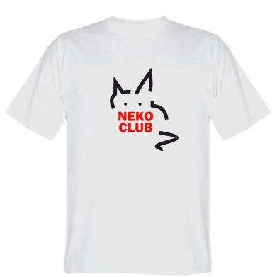 Футболка Neko Club