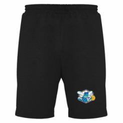 Чоловічі шорти New Orleans Hornets Logo