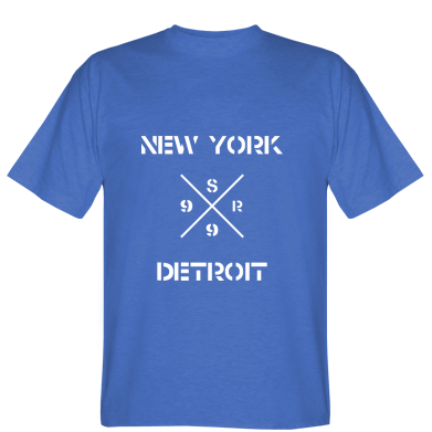 Футболка New York Detroit
