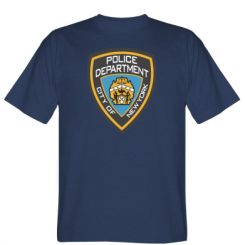 Футболка New York Police Department