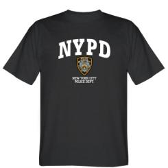 Футболка New York Police