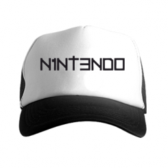 Купити Кепка-тракер Nintendo