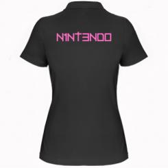 Купити Жіноча футболка поло Nintendo
