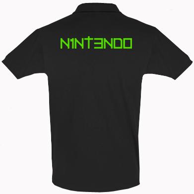 Купити Футболка Поло Nintendo