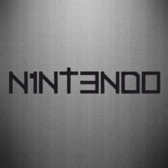 Купити Наклейка Nintendo