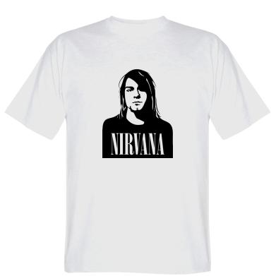 Футболка Nirvana Курт