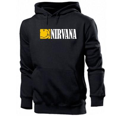 Купити Толстовка Nirvana смайл