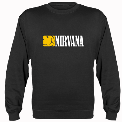 Реглан Nirvana смайл