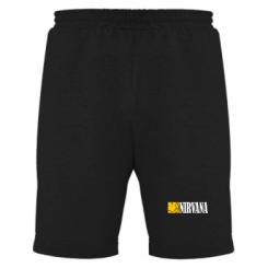 Купити Чоловічі шорти Nirvana смайл