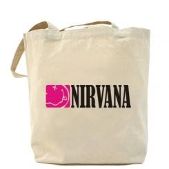 Сумка Nirvana смайл
