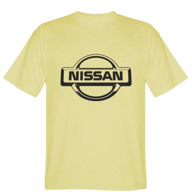 Футболка Nissan Логотип