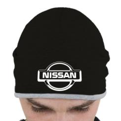 Шапка Nissan Логотип