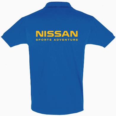 Купити Футболка Поло Nissan Sport Adventure