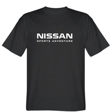 Футболка Nissan Sport Adventure