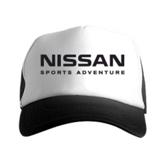 Купити Кепка-тракер Nissan Sport Adventure
