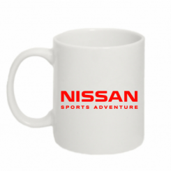 Купити Кружка 320ml Nissan Sport Adventure