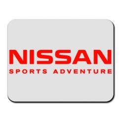 Купити Килимок для миші Nissan Sport Adventure