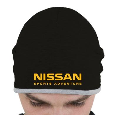 Купити Шапка Nissan Sport Adventure