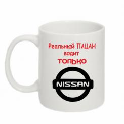 Купити Кружка 320ml Nissan