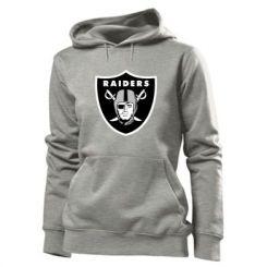 Купити Толстовка жіноча Oakland Raiders