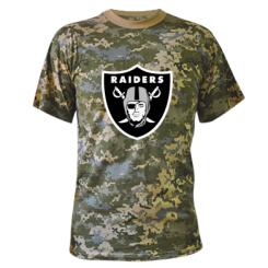 Купити Камуфляжна футболка Oakland Raiders