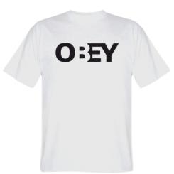 Футболка Obey Logo