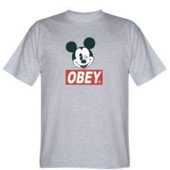 Футболка Obey Mickey