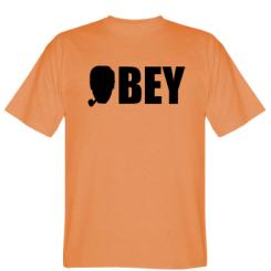 Футболка Obey з трубкою