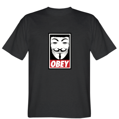 Футболка Obey Vendetta