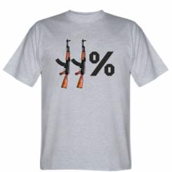 Футболка Одинадцять відсотків АК-47