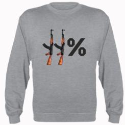 Реглан Одинадцять відсотків АК-47