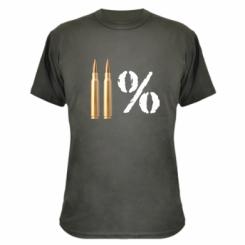 Камуфляжна футболка Одинадцять відсотків