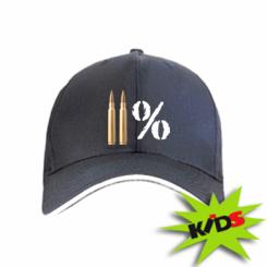 Дитяча кепка Одинадцять відсотків