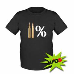 Купити Дитяча футболка Одинадцять відсотків