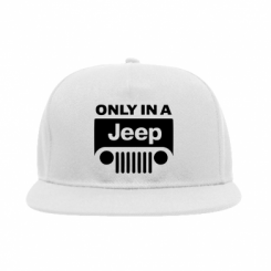 Снепбек Only in a Jeep