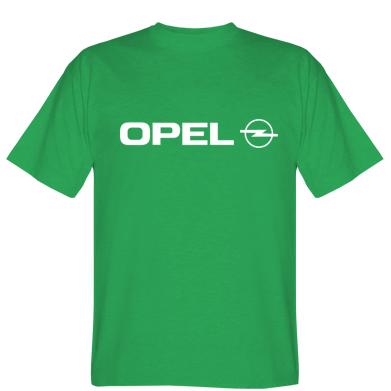 Футболка Opel Logo