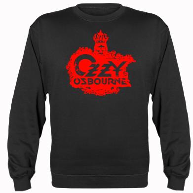 Реглан Ozzy Osbourne Logo Misfit
