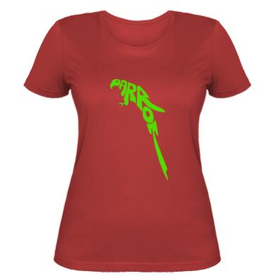 Купити Жіноча футболка Parrot