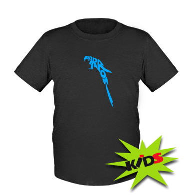 Купити Дитяча футболка Parrot
