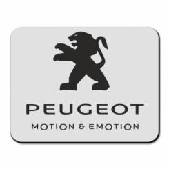 Килимок для миші PEUGEOT