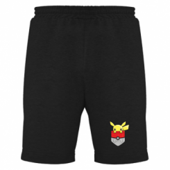 Чоловічі шорти Pikachu in pocket