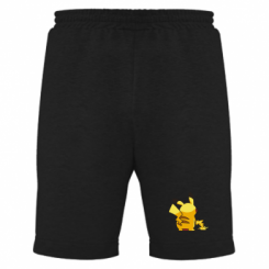 Чоловічі шорти Pikachu Pisses