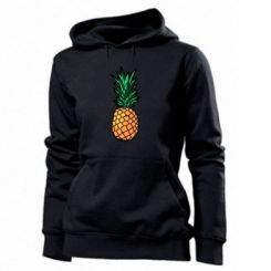 Толстовка жіноча Pineapple