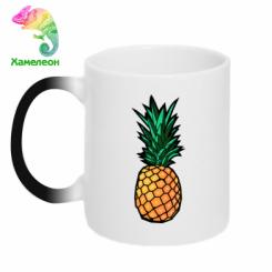 Кружка-хамелеон Pineapple