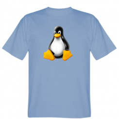Футболка Пингвин Linux