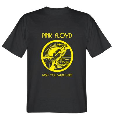 Футболка Pink Floyd Wish You