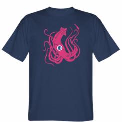 Футболка Pink octopus