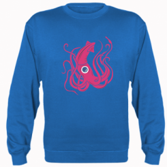 Реглан Pink octopus